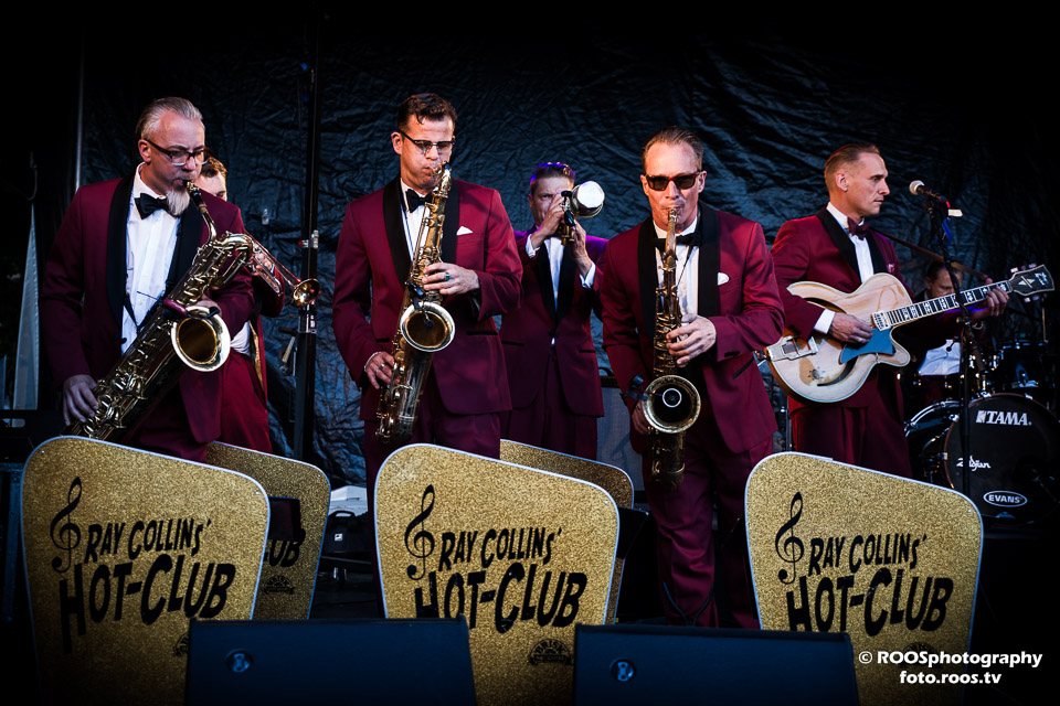 Ray Collins Hot Club