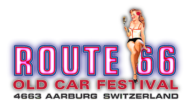 Route 66 Old Car Festival Aarburg